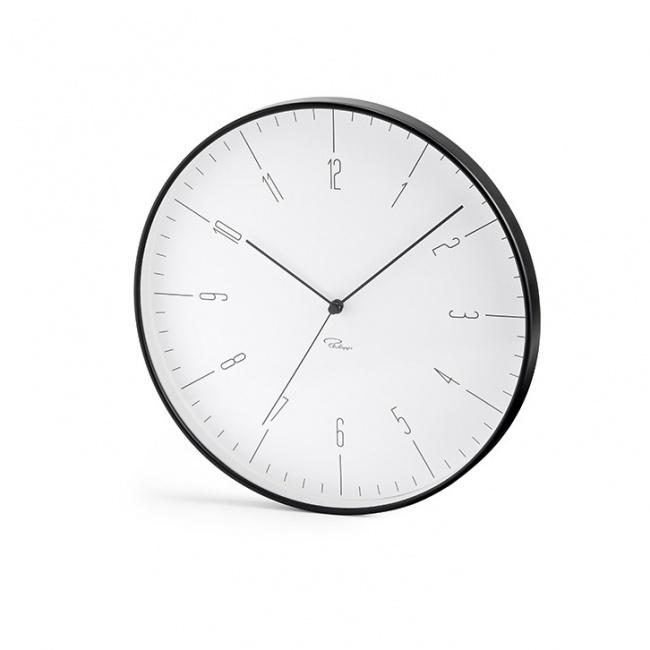 Zegar ścienny Cara czarny