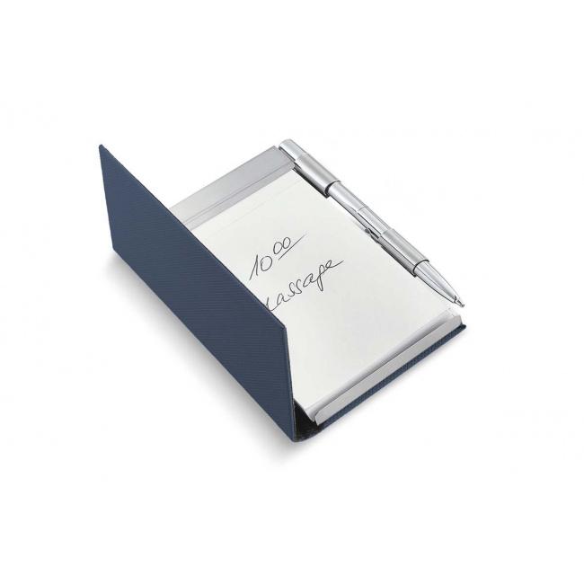 Notes z długopisem Todd niebieski