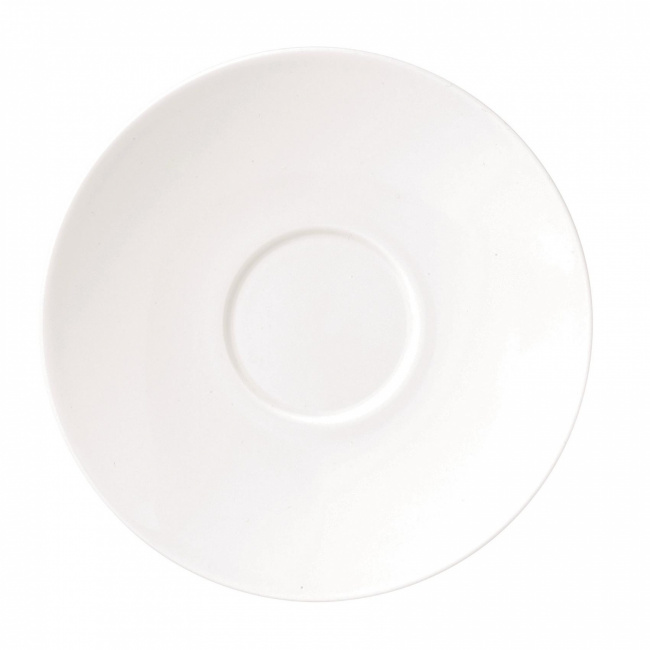 Spodek Jasper Conran White 16cm do filiżanki do herbaty