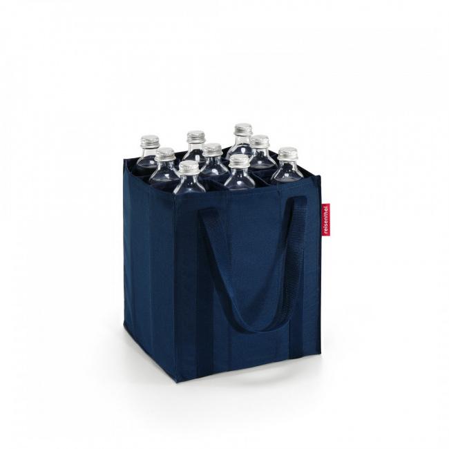 Torba Bottlebag 9x1l niebieska