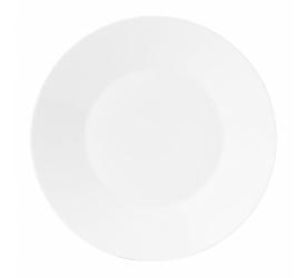 Talerz Jasper Conran White 23cm śniadaniowy