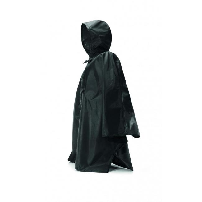 Peleryna Mini maxi poncho czarna