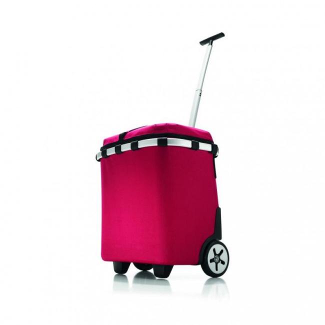 Wózek Carrycruiser iso 40l czerwony