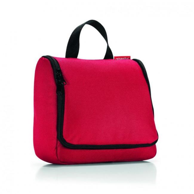 Kosmetyczka Toiletbag 3l czerwona