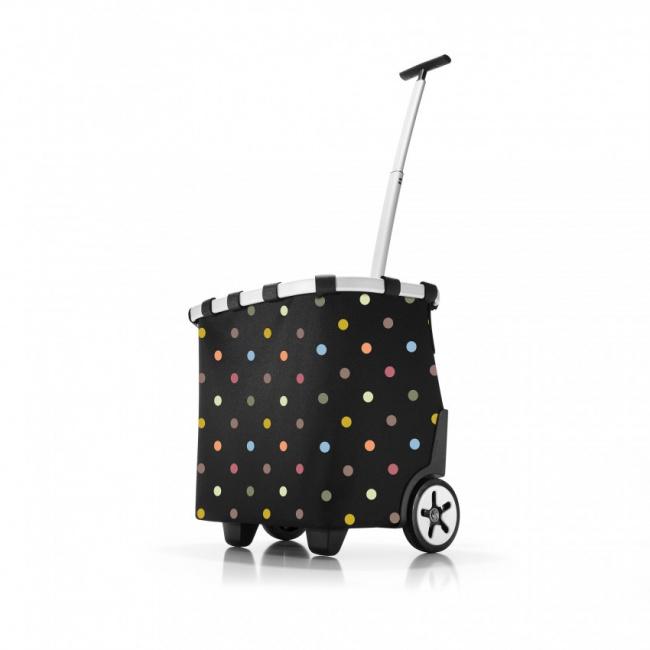 Wózek Carrycruiser 40l kropki