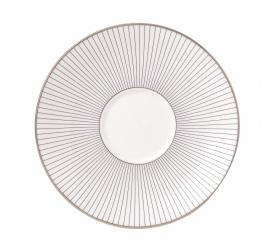 Spodek Jasper Conran Pin Stripe 16cm do filiżanki do herbaty