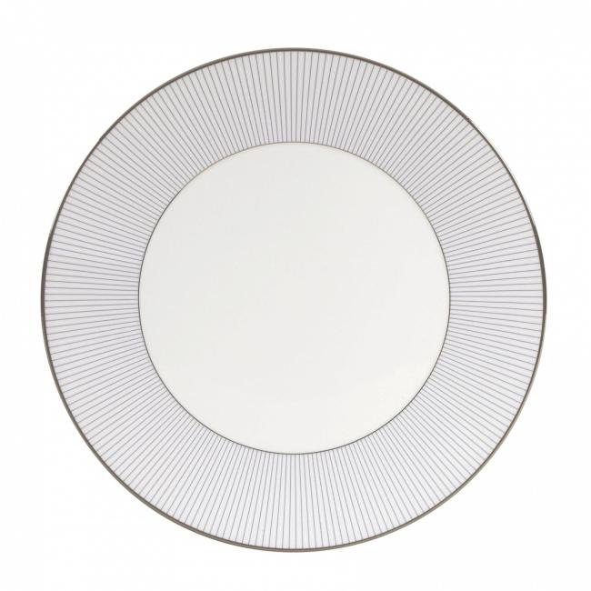 Talerz Jasper Conran Pin Stripe 28cm obiadowy