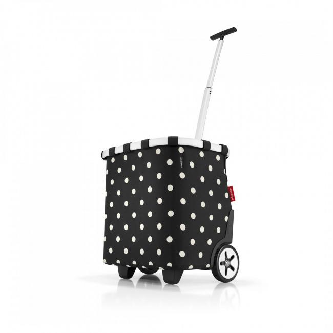 Wózek Carrycruiser 40l mix kropki