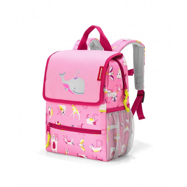 Plecak Backpack kids abc friends 5l różowy