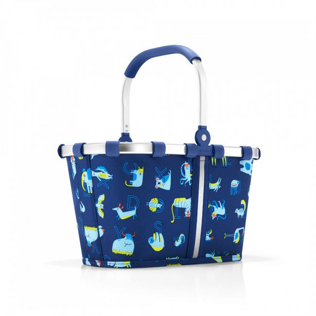 Koszyk Carrybag kids abc friends 5l niebieski
