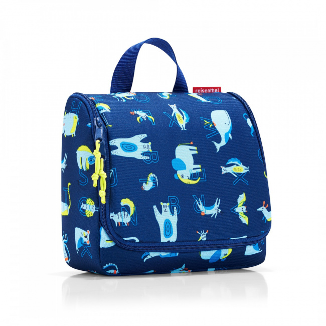 Kosmetyczka Toiletbag kids abc friends 3l niebieska