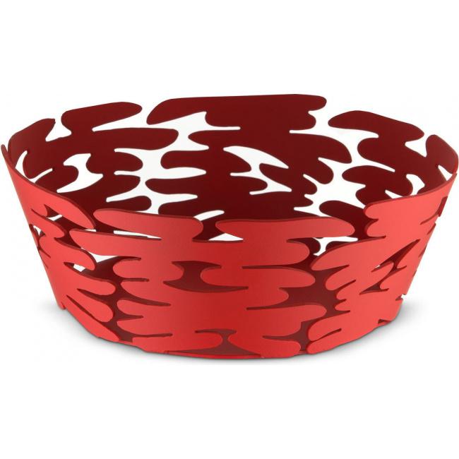 Kosz Barket 18cm czerwony