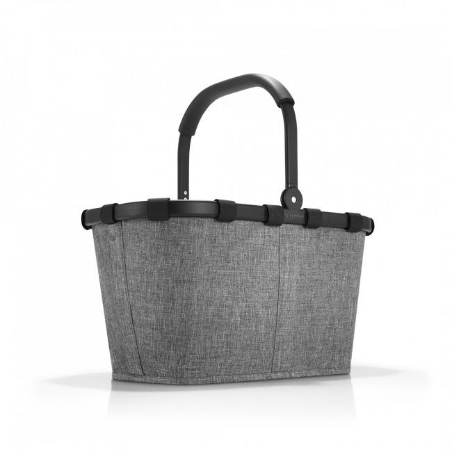Koszyk Carrybag 22l srebrny