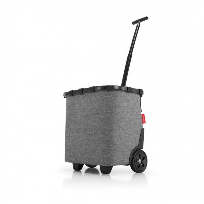 Wózek Carrycruiser 40l srebrny