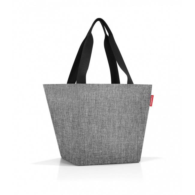 Torba Shopper 15l srebrna