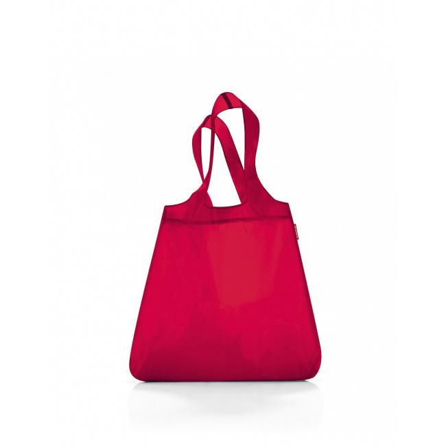 Siatka Mini maxi shopper 15l czerwona