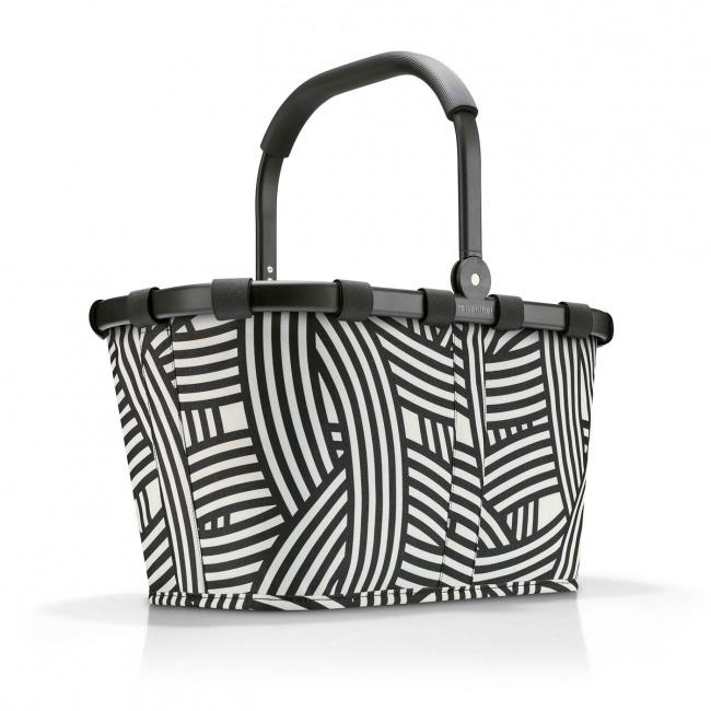 Koszyk Carrybag frame 22l zebra