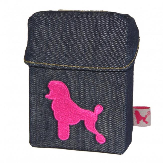 Etui na papierosy big Pink Poodle