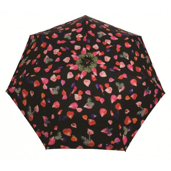 Parasol automatyczny składany płatki kwiatów
