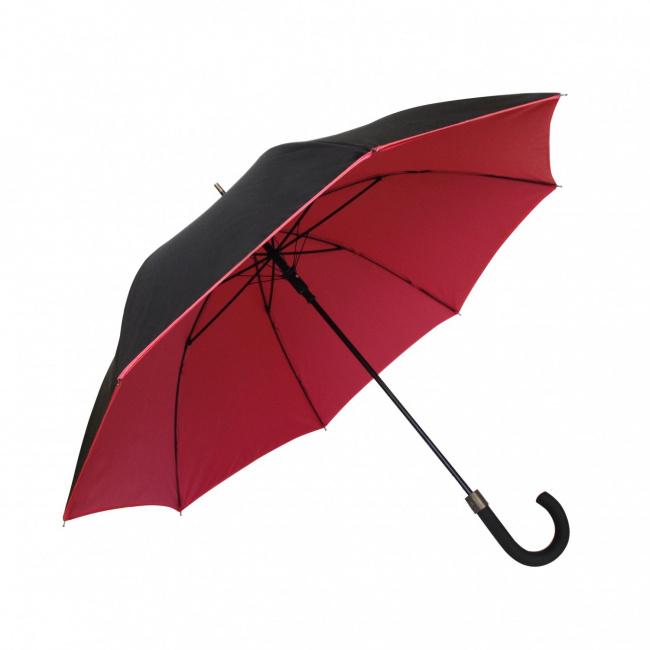 Parasol długi czerwony