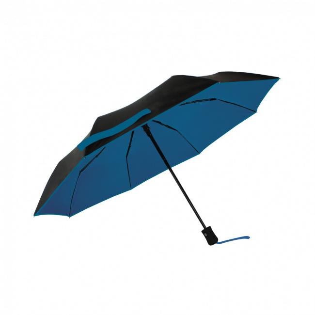 Parasol automatyczny anty UV niebieski