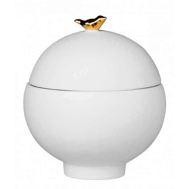Pojemnik Złoty ptak 8cm