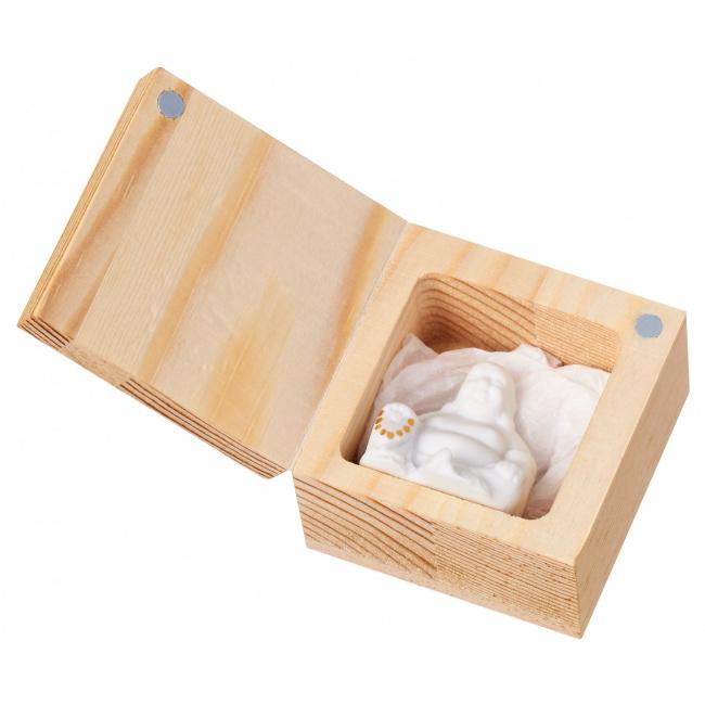 Amulet pudełeczku Budda