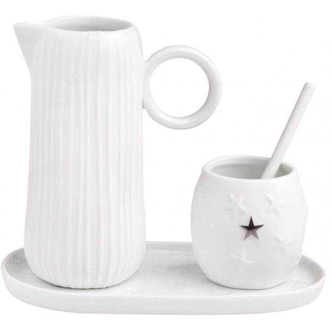 Mlecznik i cukierniczka Stars&Stripes