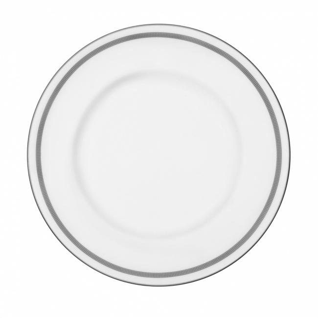 Talerz Vera Wang Infinity 27cm obiadowy