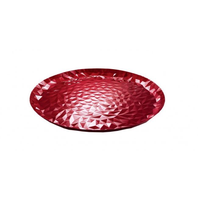 Talerz Joy 40cm czerwony