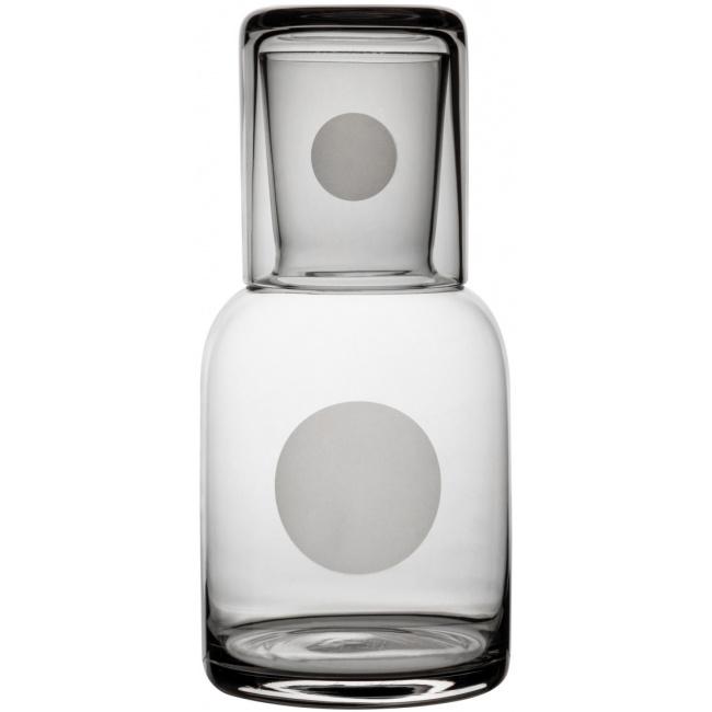 Karafka Dot ze szklanką