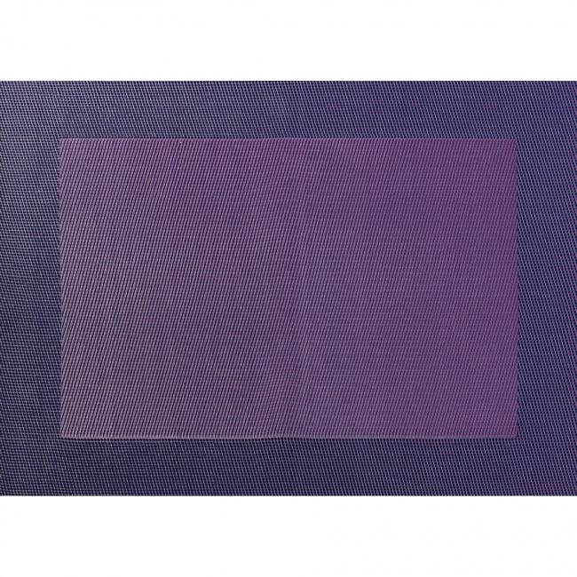 Podkładka PCV colour 33x46cm fioletowa