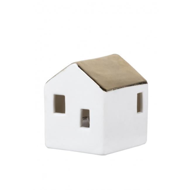 Lampion led - średni domek