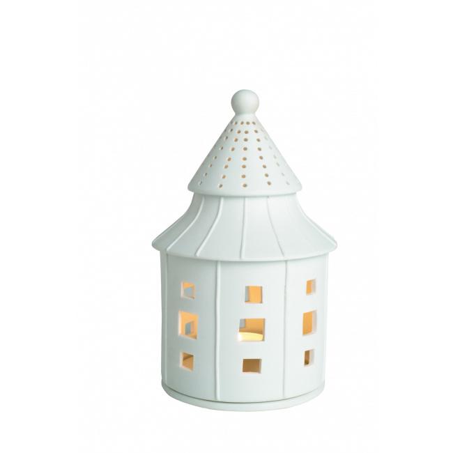 Lampion Domek rotunda