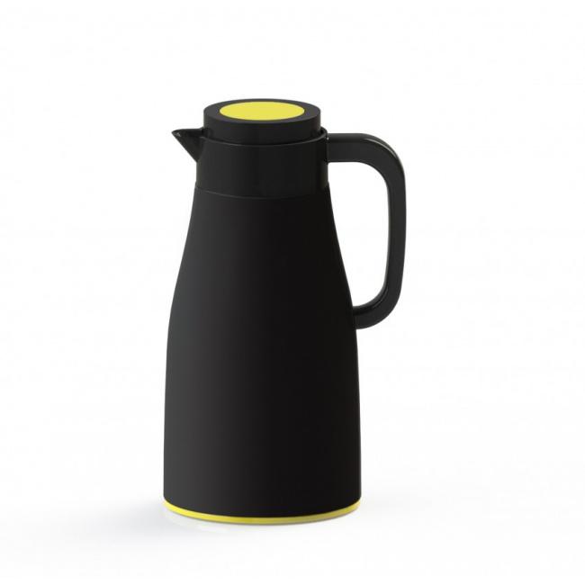 Termos Evo-Dewar 1l czarno-żółty