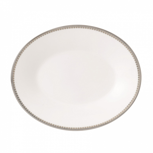 Spodek Vera Wang Lace Platinum 20,5cm do sosjerki
