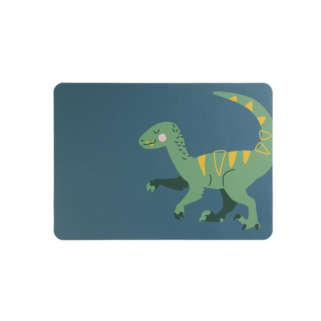Podkładka 46x33cm Dinozaur Velociraptor
