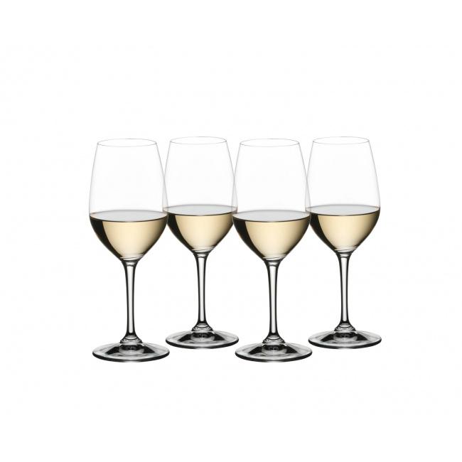 Komplet 4 kieliszków Vivino Aromatic White Wine 370ml
