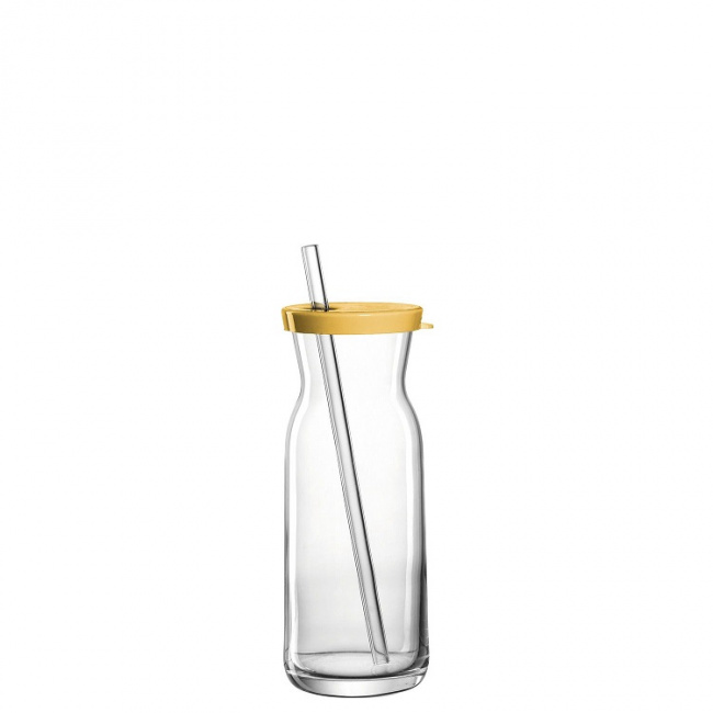 Butelka Colorata 250ml żółta