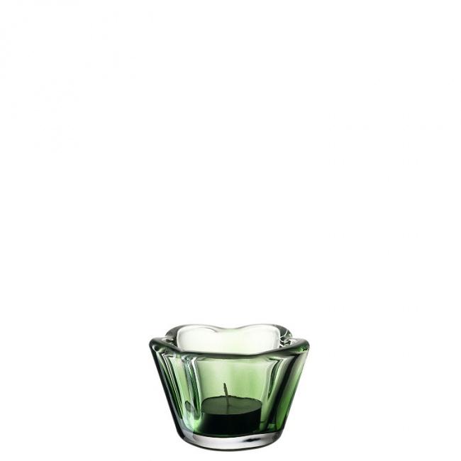 Świecznik Casolare 6cm zielony