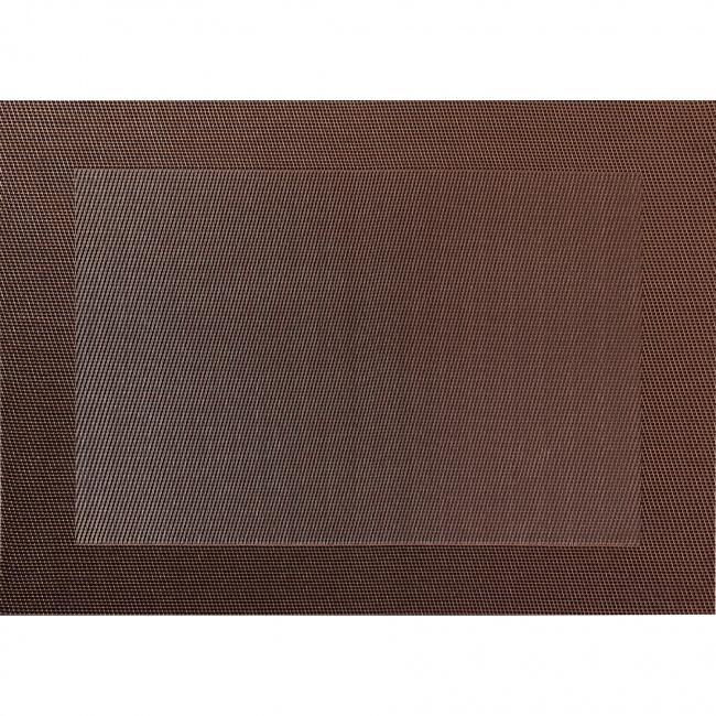 Podkładka PCV colour 33x46cm brązowa