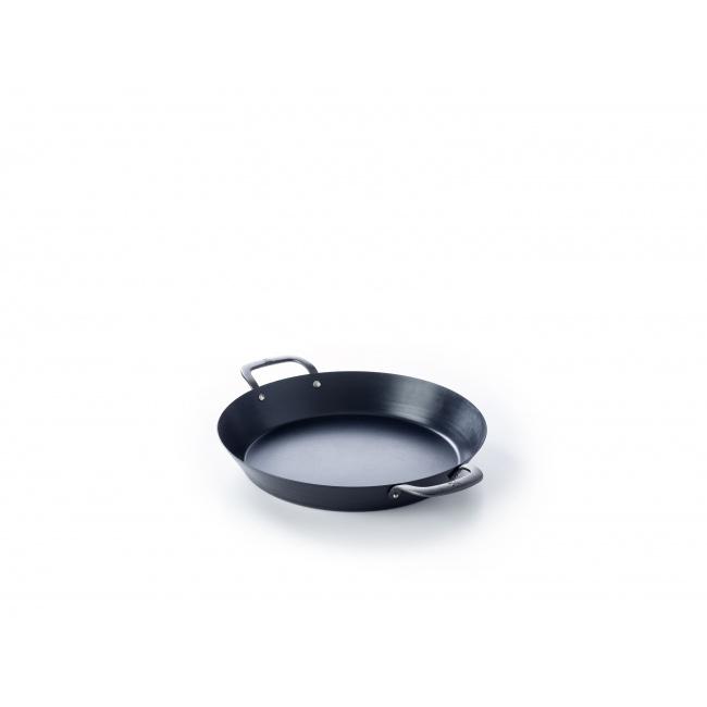 Patelnia Paella 38cm stal węglowa