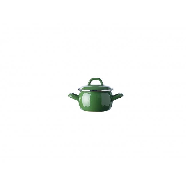 Garnek Mini Cocotte 10cm 550ml zielony