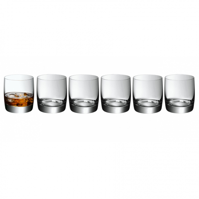Komplet 6 szklanek Easy 300ml do whisky