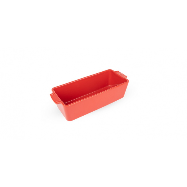 Naczynie Appolia 32x11cm czerwone