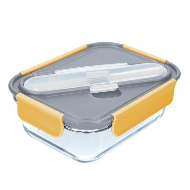 Lunchbox 900ml+ sztućce stylist