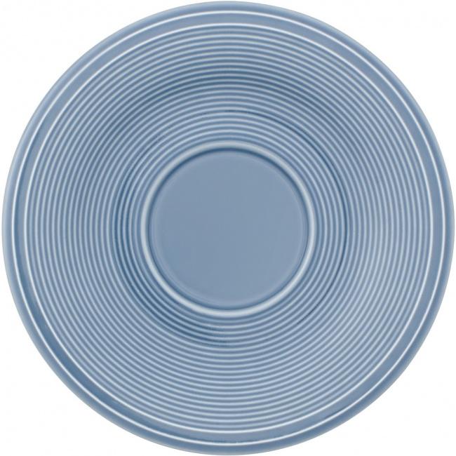 Spodek Color Loop Horizon 15,5cm do filiżanki do kawy
