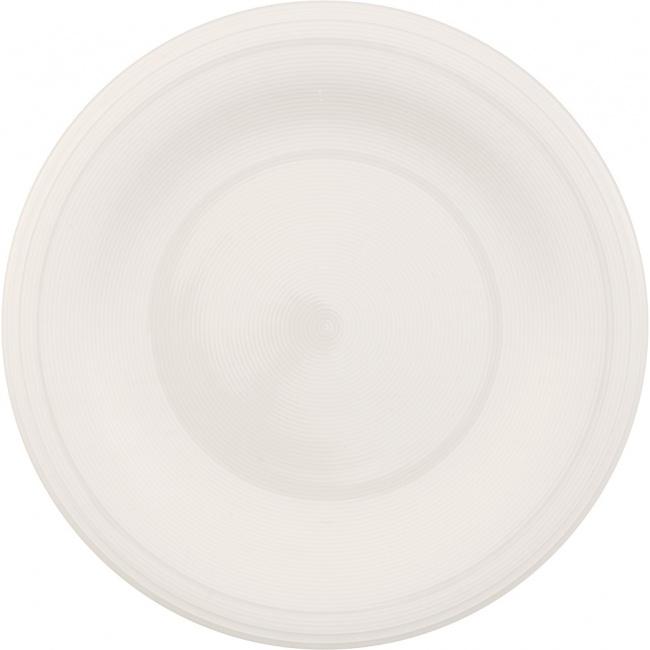 Talerz Color Loop Natural 28,5cm obiadowy
