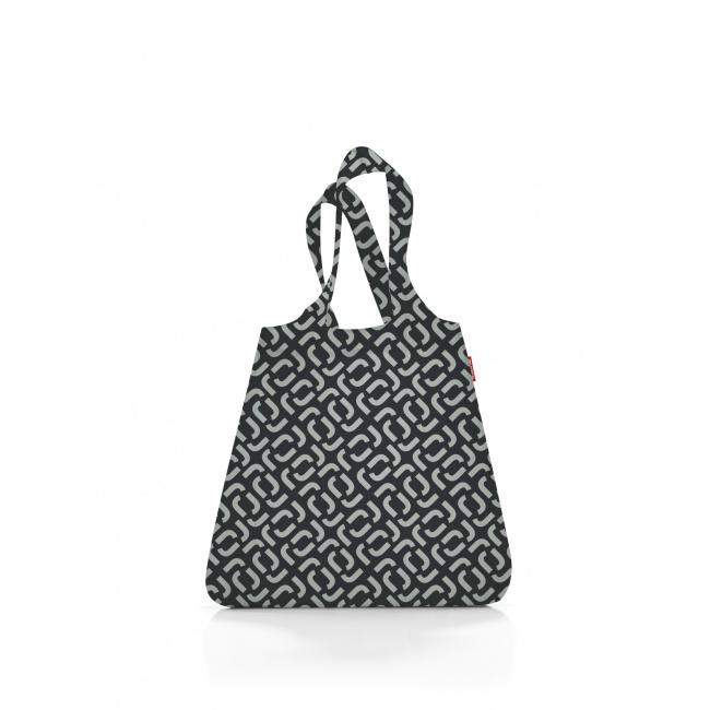 Siatka Mini maxi shopper 15l czarna
