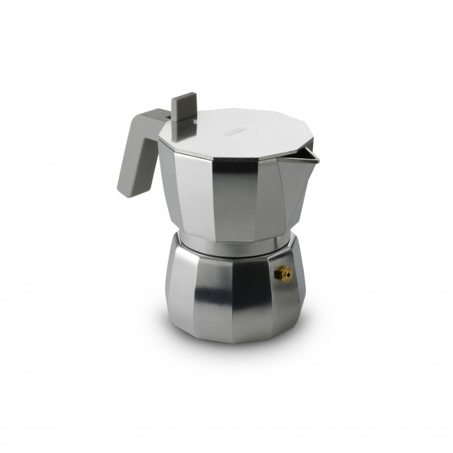 Kawiarka ciśnieniowa aluminiowa Moka 3-filiż.
